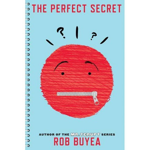The Perfect Secret - (Perfect Score) by  Rob Buyea (Paperback) - image 1 of 1