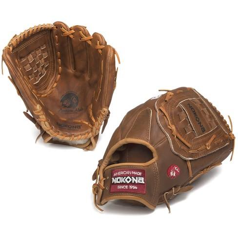 """Nokona 2020 Walnut Series 13"""" W-1300C Slowpitch Softball Glove - image 1 of 3"""