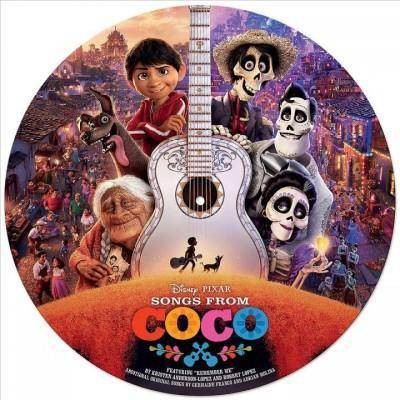 Various Artists - Songs From Coco (Original Motion Picture Soundtrack) (LP) (Vinyl)