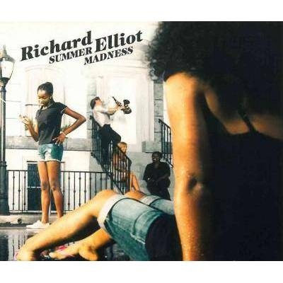 Richard Elliot - Summer Madness (CD)