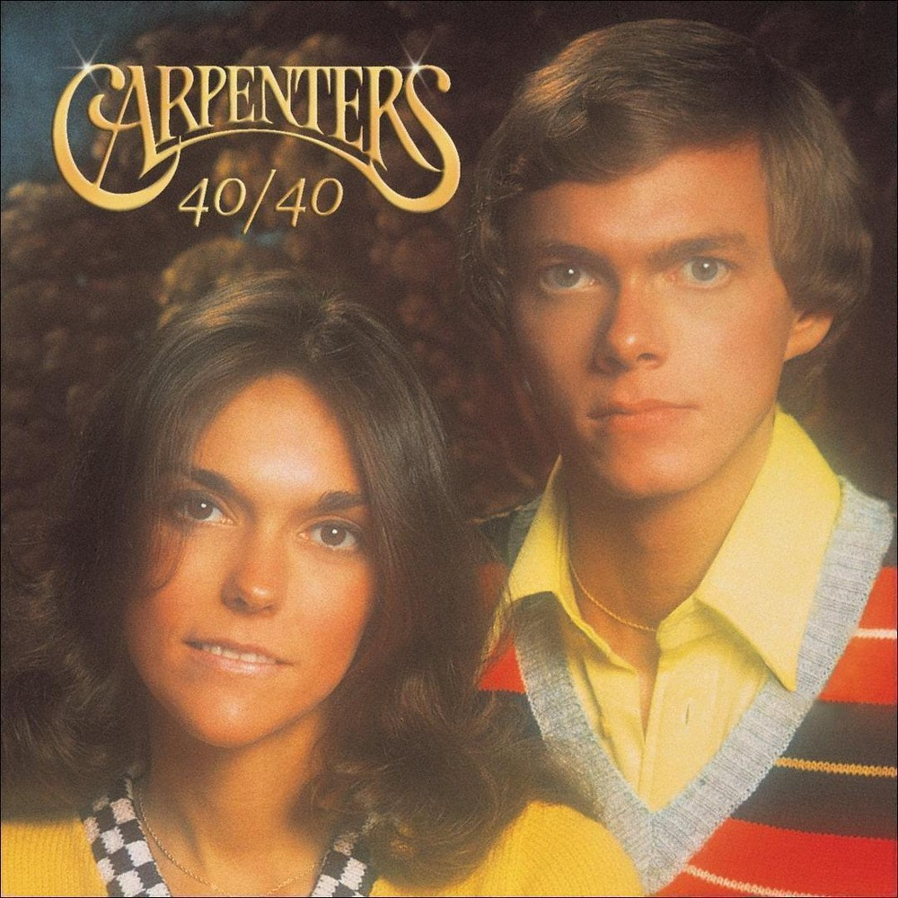 Carpenters - 40/40 (CD), Pop Music