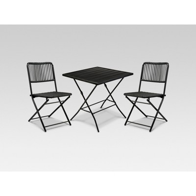 Standish 3pc Folding Patio Bistro Set - Project 62™