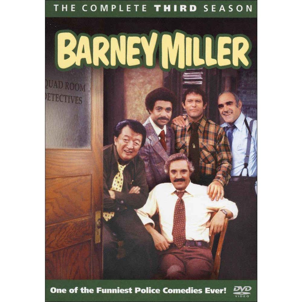 Barney Miller:Complete Third Season (Dvd)