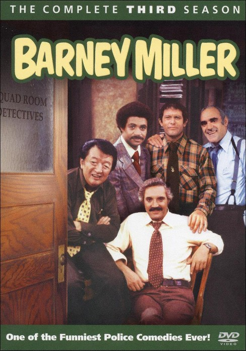 Barney miller:Complete third season (DVD) - image 1 of 1