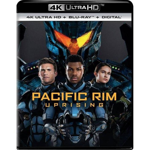 Pacific Rim: Uprising (4K/UHD + Blu-ray + Digital) - image 1 of 1