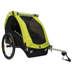 Burley Minnow Kids' Bike Trailer - Green