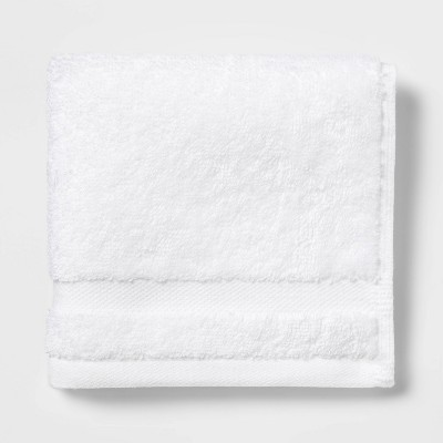 4pk Hand & Wash Towel Set True White - Made By Design™