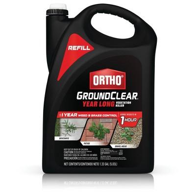 Ortho Groundclear Vegetation Killer Refill - 1.33gal
