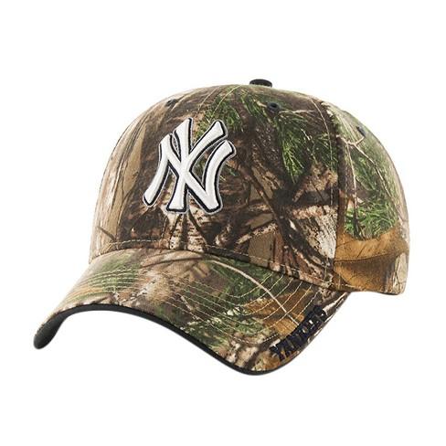 MLB New York Yankees Fan Favorite Realtree Hat   Target a244ba6c79b