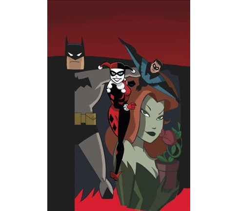 Batman and Harley Quinn -  (Batman) by Ty Templeton (Hardcover) - image 1 of 1