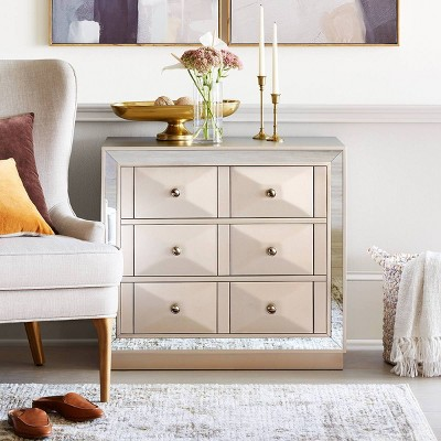 Traditional Living Room with Stylish Decorative Storage Drawers Collection - Threshold™