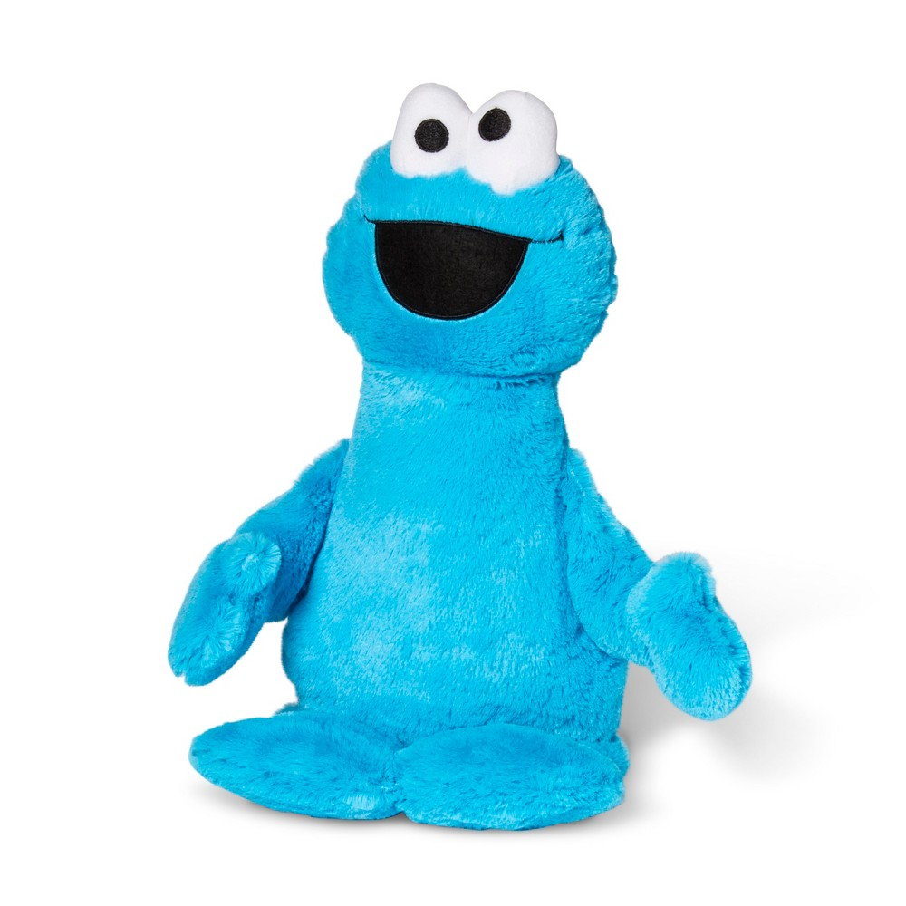 Image of Sesame Street Cookie Monster Buddy Pillow