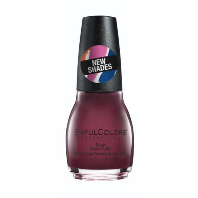 Sinful Colors Nail Polish - Raising The Roof - 0.5 fl oz
