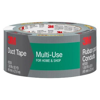 3M Scotch Multi-Use Duct Tape 1.88 x30-yd.
