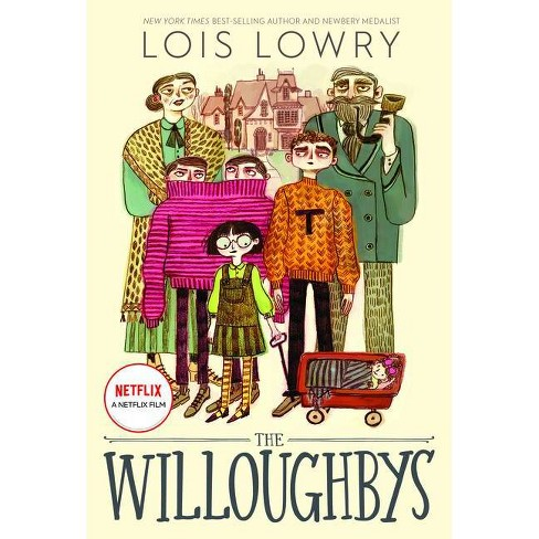 The Willoughbys - by  Lois Lowry (Hardcover) - image 1 of 1