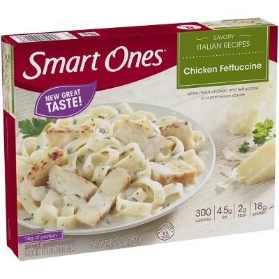Smart Ones Frozen Chicken Fettuccini - 9.25oz