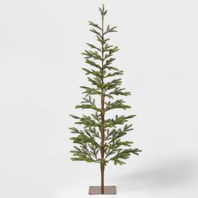 5ft Unlit Indexed Balsam Artificial Christmas Tree - Wondershop™