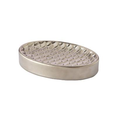 Vern Yip Koi Soap Dish Silver - SKL Home