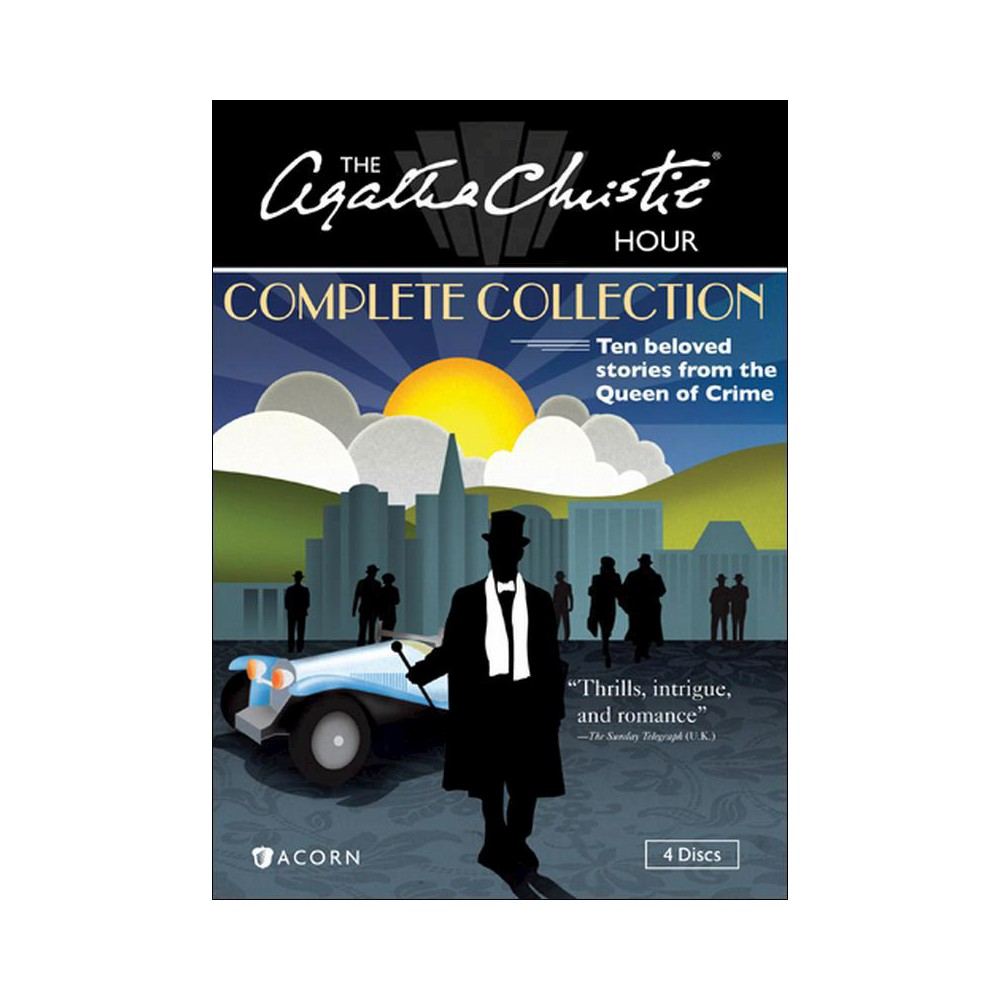Agatha christie hour:Complete collect (Dvd)