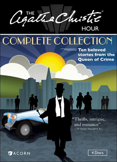 Agatha christie hour:Complete collect (DVD) - image 1 of 1