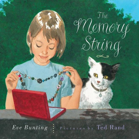 The Memory String - by  Eve Bunting (Paperback) - image 1 of 1