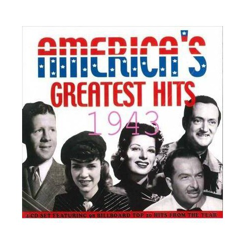 Various - America's Greatest Hits: 1943 (CD) - image 1 of 1