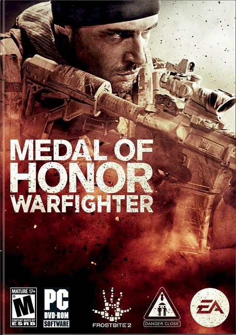 Medal of Honor: Warfighter Zero Dark Thirty Map Pack - PC Game Digital - image 1 of 1