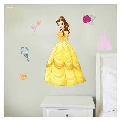 Belle Wall Decal