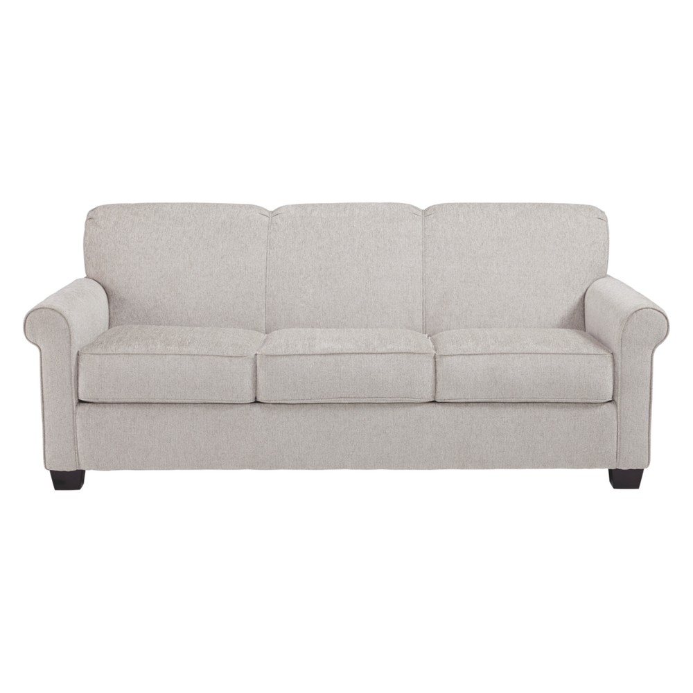 Cansler Queen Sofa Sleeper Pebble Gray - Signature Design by Ashley