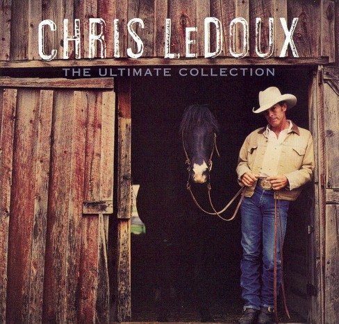 Chris ledoux - Ultimate collection (CD) - image 1 of 1