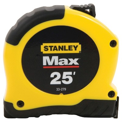 Stanley 25' Max Tape Measure 33-279