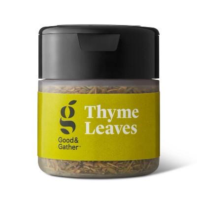 Thyme Leaves - 0.37oz - Good & Gather™