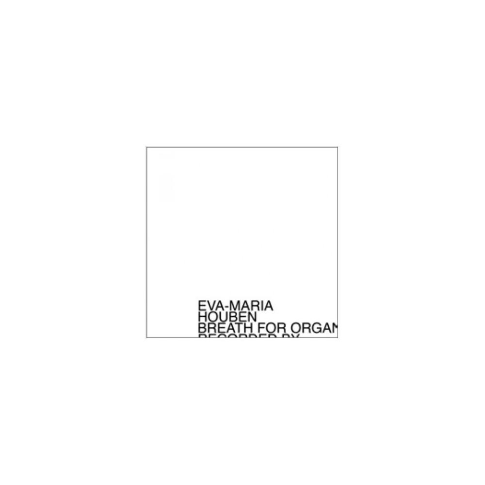 Eva-maria Houben - Breath For Organ (CD)