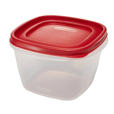 Rubbermaid 7 Cup Food Storage Container with Easy Find Lid