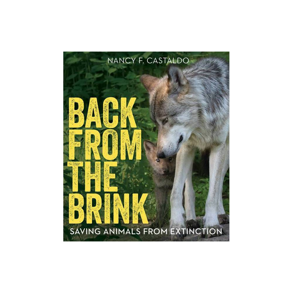 Back From The Brink By Nancy Castaldo Hardcover