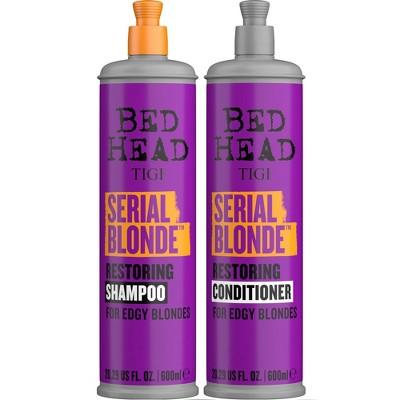 TIGI Bed Head Serial Blonde Shampoo + Conditioner Duo - 20.29 fl oz
