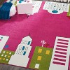 Nourison Miles DS201 Pink Area Rug - image 4 of 4
