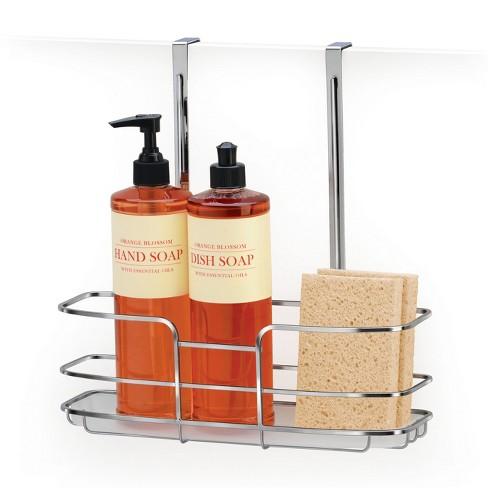 Lynk Professional Over Cabinet Door Organizer Tall Shelf With