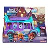 Netflix Super Monsters GrrBus Monster Bus Toy with Lights, Sounds, and Music - image 2 of 4