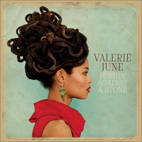 Valerie june - Pushin against a stone (CD) - image 1 of 1