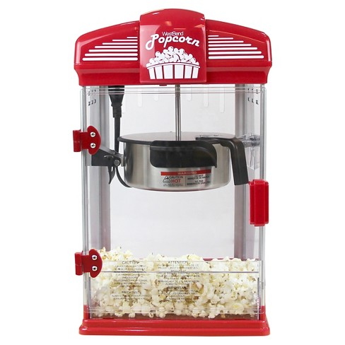 West Bend Theater Crazy Popcorn Machine
