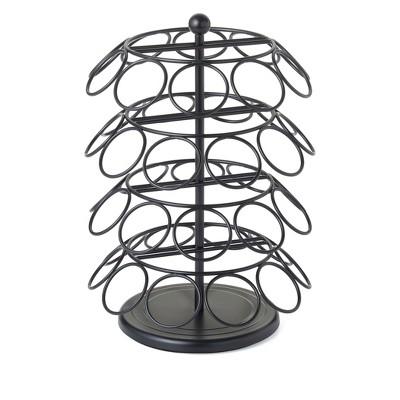 Nifty 40 K-Cup Carousel - Black