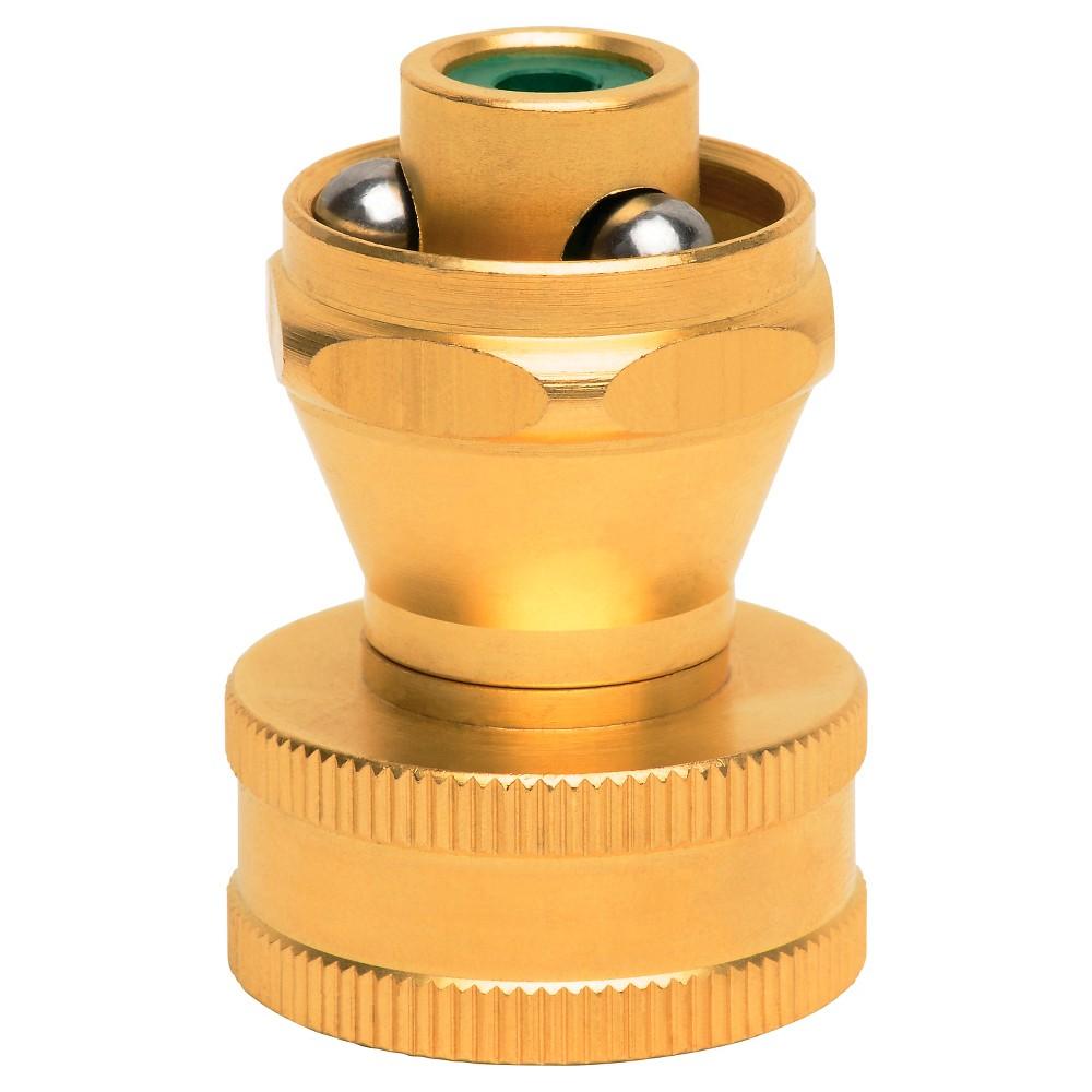 Metal Mini -Twist Nozzle - Gold Metal - Melnor