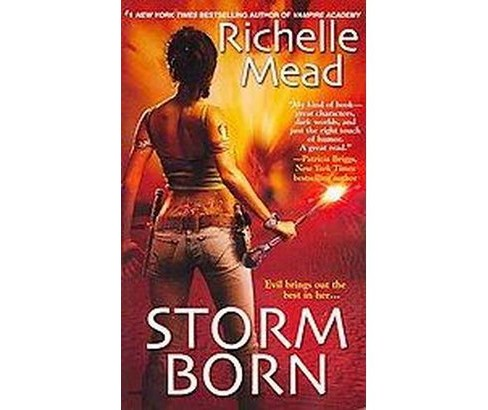 Storm Born (Paperback) (Richelle Mead) - image 1 of 1