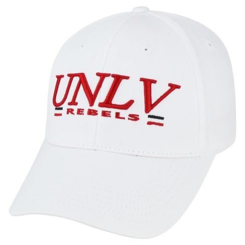 Baseball Hats NCAA UNLV Rebels White   Target f41e38c5d398