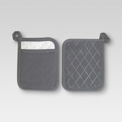 Gray Pot Holder - Threshold™
