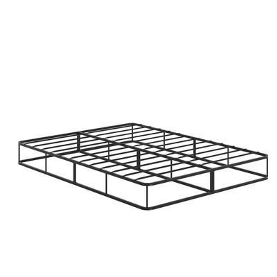 Albany Metal Platform Bed Frame Black - Inspire Q