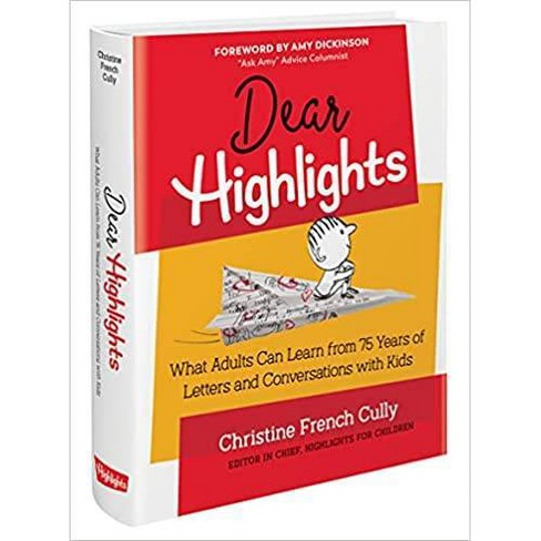 Dear Highlights - by  Christine French Cully (Hardcover) - image 1 of 1