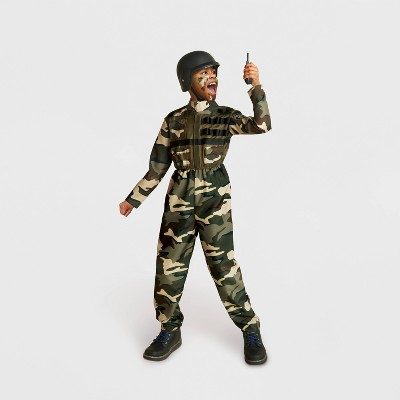 Kids' Army Halloween Costume - Hyde & EEK! Boutique™