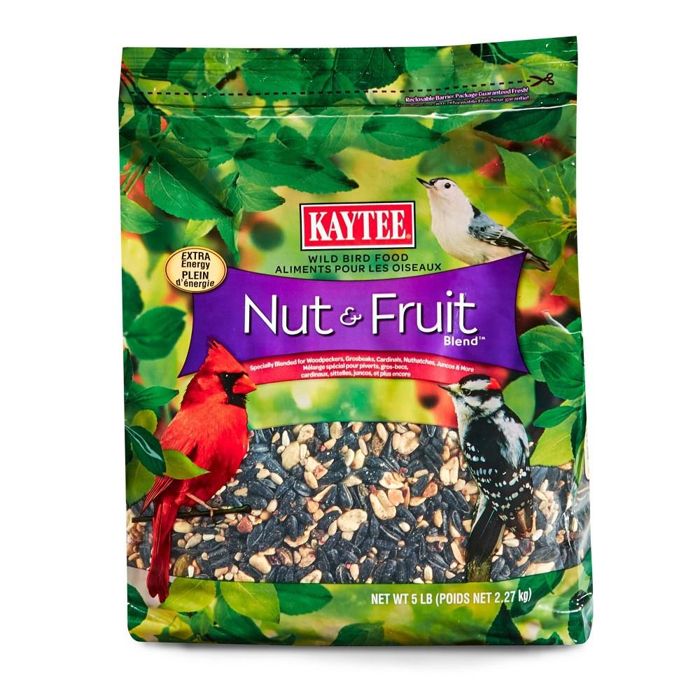 Kaytee 5lb Fruit And Nut Bird Feed